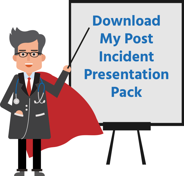 Post-Incident Presentation Guide for CISOs